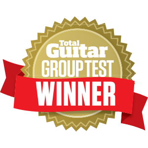 Total Guitar Group Test Winner