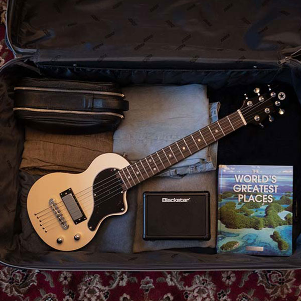 Carry-on Guitar