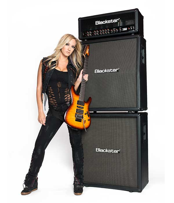 Series One Artist - Nita Strauss