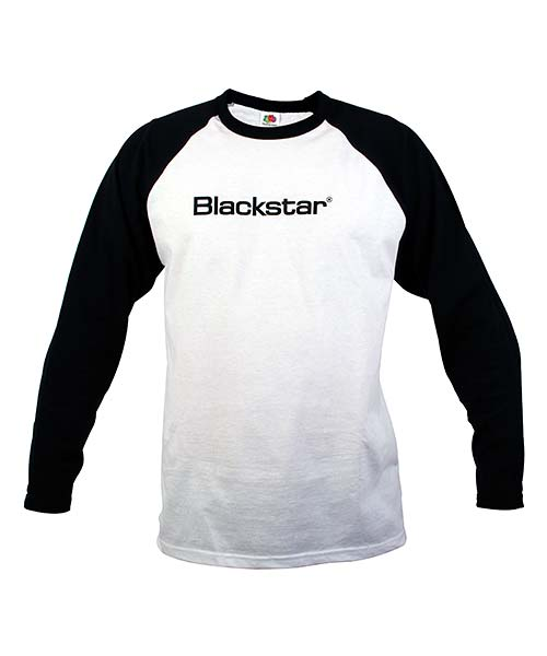 Blackstar Raglan (Baseball) T-Shirt